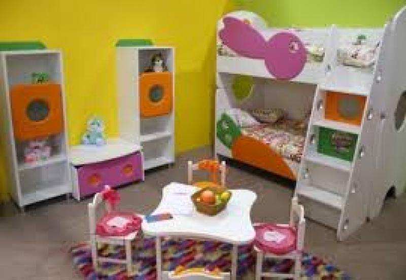 N vrhy na farby detskej izby a sp lni va e rady a tipy ako sa to rob sk - Chambre bebe vert et jaune ...