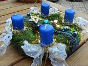5baa78fd9 Adventný veniec - ako vyrobiť adventný veniec z ihličia - VIDEO Ako ...