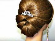 Svadobný účes pre stredne dlhé vlasy - VIDEO Ako sa to robí.sk eb3d90f52bf