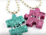 7373a264a Puzzle nahrdelník - ako si vyrobiť originálny náhrdelník - VIDEO Ako ...