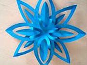 cb4c68226 Hviezda z papiera - 3D papierová hviezda - VIDEO Ako sa to robí.sk
