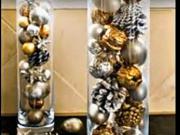 To je nápad vianočné dekorácie