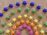 85eb2953c Hviezdy z papiera - papierové hviezdy - VIDEO Ako sa to robí.sk