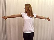 Cviky na krčnú chrbticu - ako precvičovať chrbticu - video ako sa